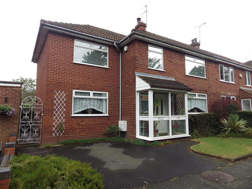 4 Bedrooms Semi Detached House for sale in Hagley Road, Halesowen