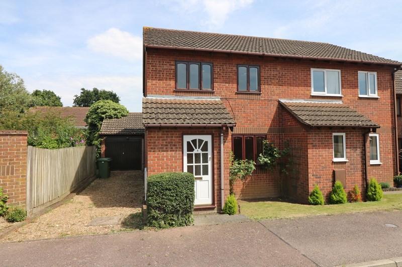 3 Bedrooms Semi Detached House for sale in Cartmel, Hethersett, Norwich