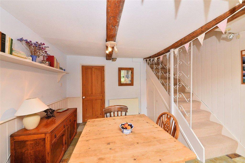 2 Bedrooms Terraced House for sale in Alma Cottages, Habberley Road, Bewdley, DY12