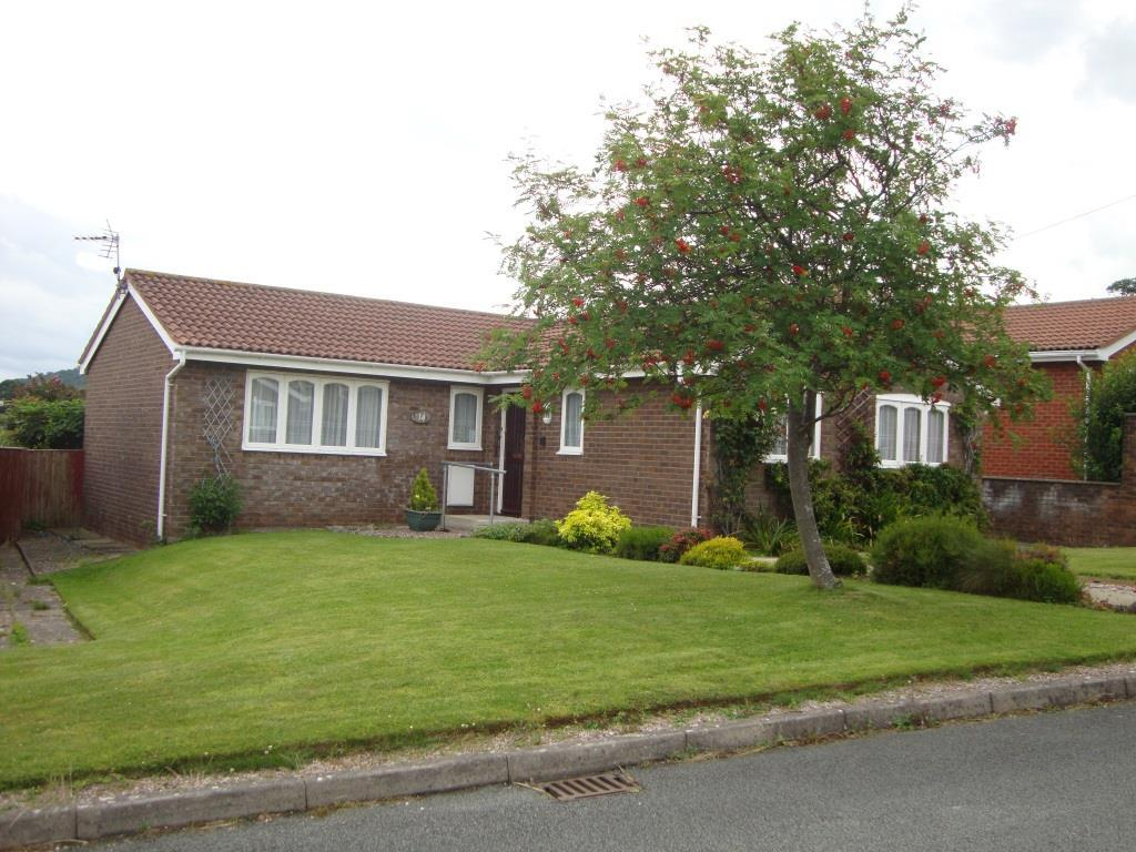 3 Bedrooms Detached Bungalow for sale in Erw Goch, Abergele