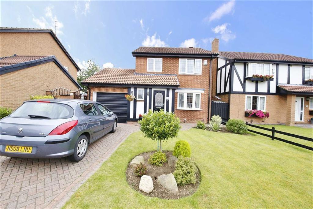 3 Bedrooms Detached House for sale in Bordeaux Close, Doxford, Sunderland, SR3