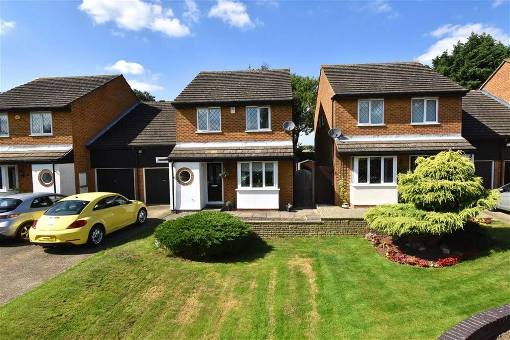 4 Bedrooms Detached House for sale in Langdale Close, Orpington, Kent