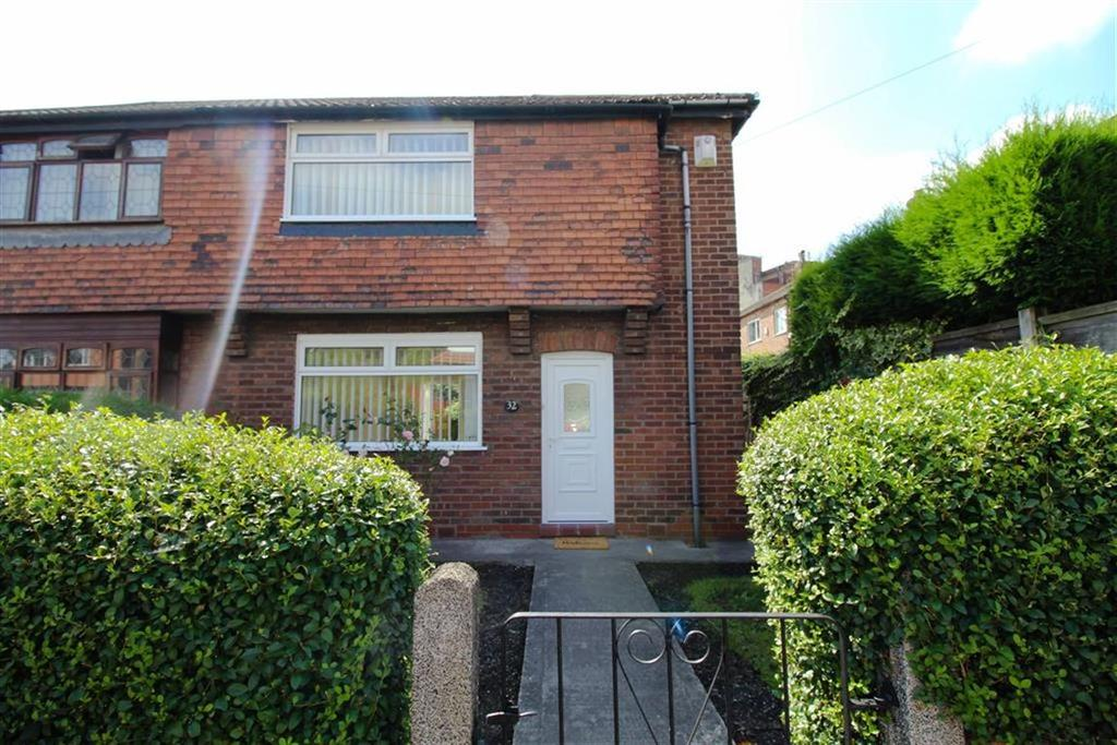 2 Bedrooms Semi Detached House for sale in Hurst Street, South Reddish, Stockport