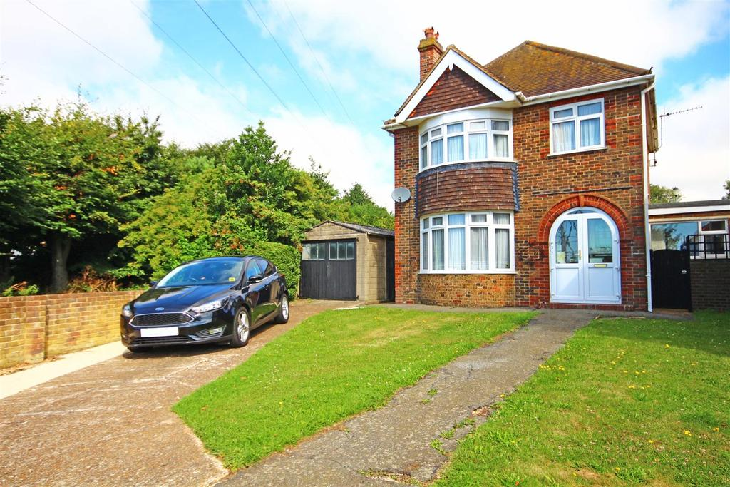 3 Bedrooms Detached House for sale in Mile Oak Gardens, Portslade, Brighton