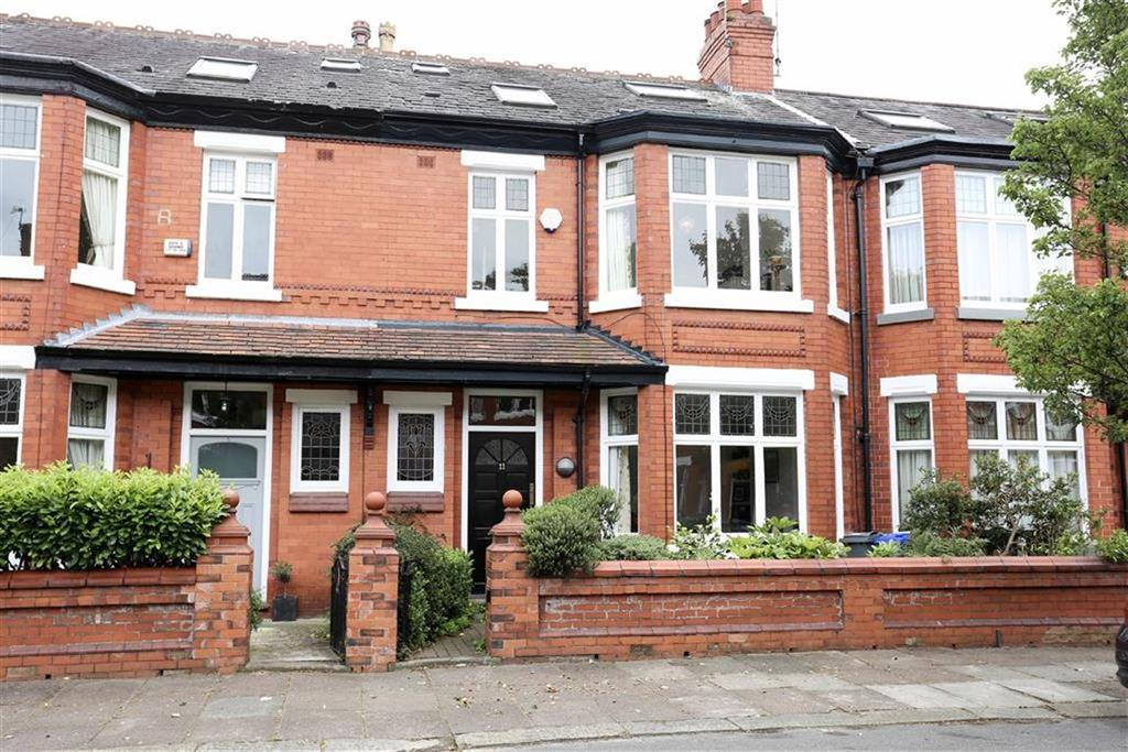 4 Bedrooms Terraced House for sale in Brixton Avenue, West Didsbury, Manchester