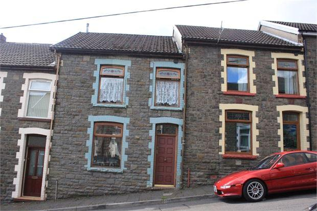 3 Bedrooms Terraced House for sale in Charles Street, Tonypandy, Rhondda Cynon Taff. CF40 2AP