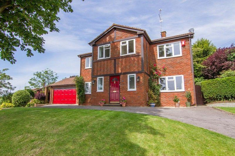 5 Bedrooms Detached House for sale in Twyncyn, Dinas Powys CF64 4BA