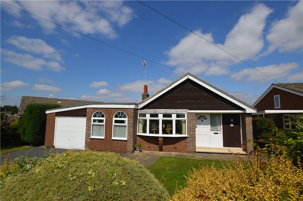 3 Bedrooms Detached Bungalow for sale in Oak Wood Road, Wetherby, West Yorkshire