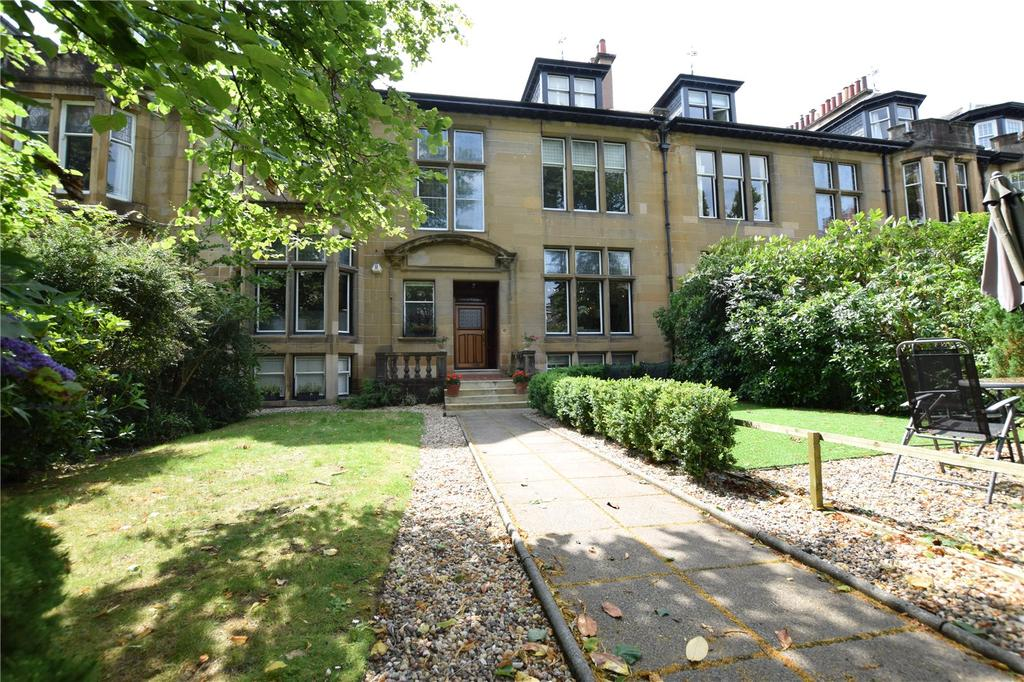 2 Bedrooms Apartment Flat for sale in Ground Garden, Cleveden Drive, Cleveden, Glasgow
