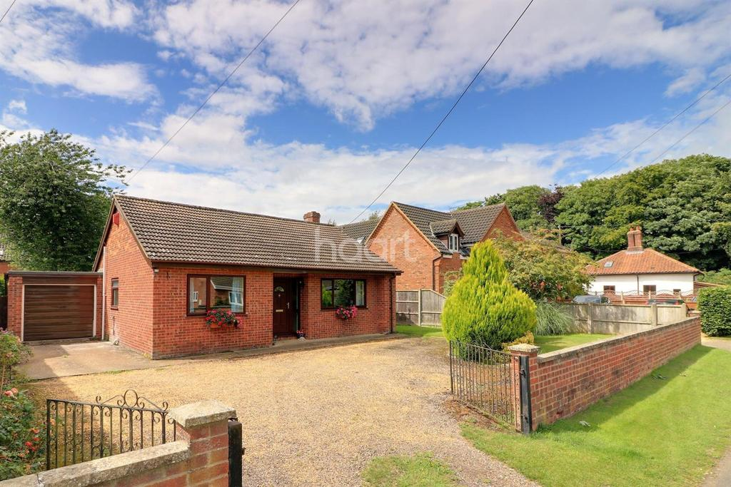 2 Bedrooms Bungalow for sale in Mill Lane, Carbrooke