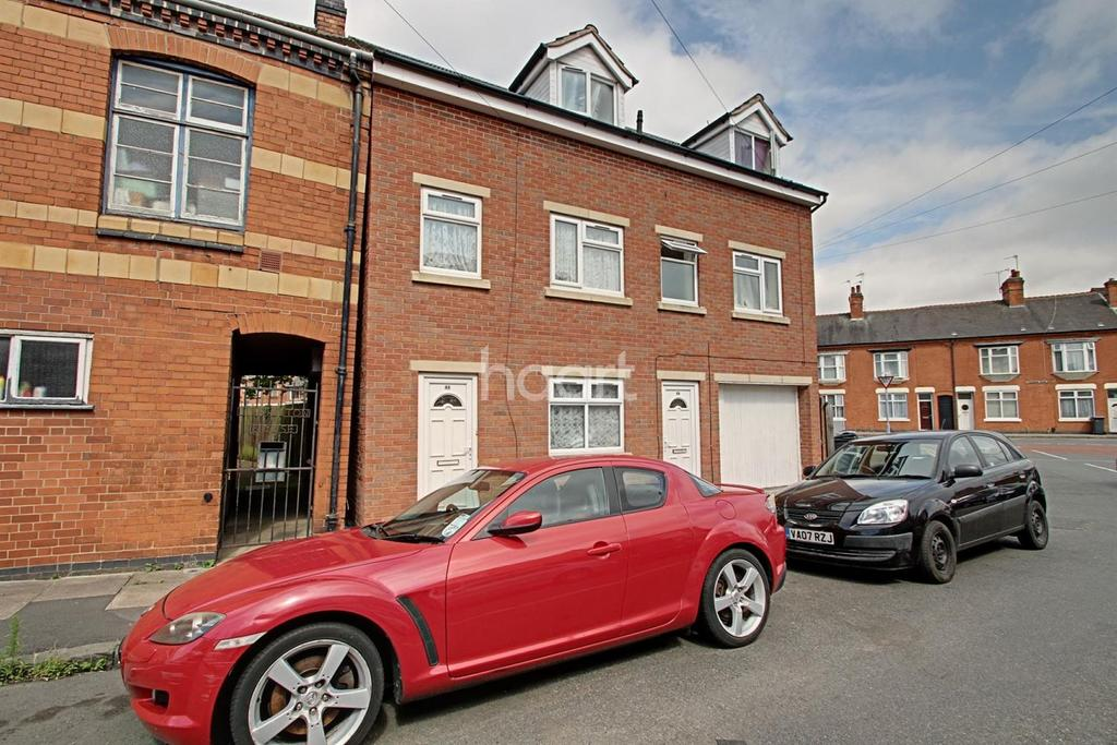 1 Bedroom Terraced House for sale in Haynes Road, Leicester