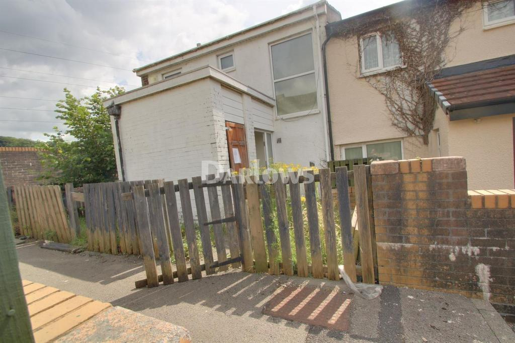 2 Bedrooms End Of Terrace House for sale in Shelley Walk, Rhydyfelin