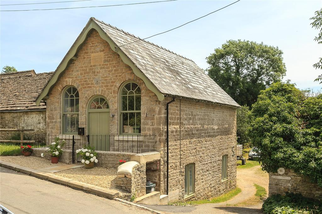 3 Bedrooms Detached House for sale in Chapel Lane, North Cerney, Cirencester, Gloucestershire