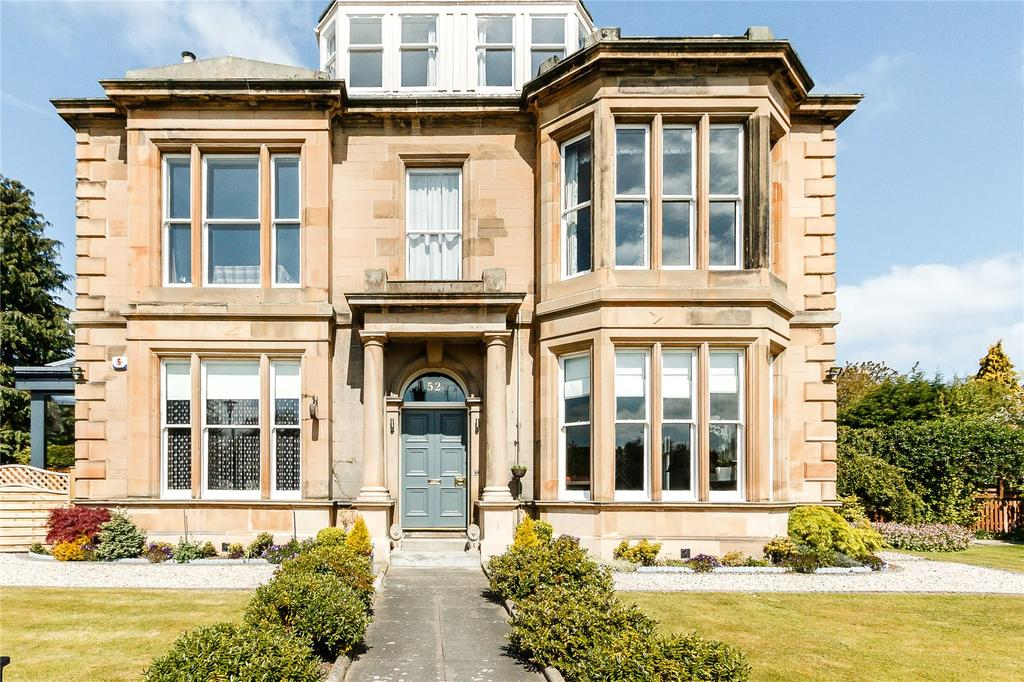 4 Bedrooms Flat for sale in St Albans Road, Edinburgh