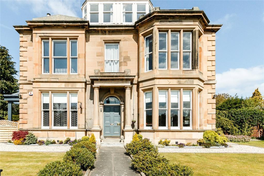 4 Bedrooms Flat for sale in St Albans Road, Edinburgh