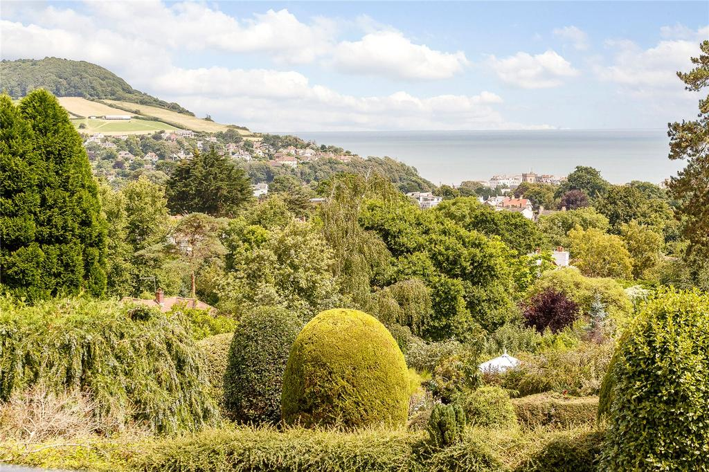 5 Bedrooms Detached House for sale in Boughmore Road, Sidmouth, Devon