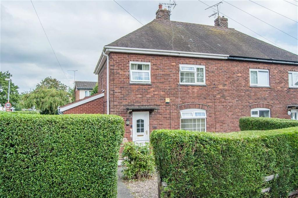 3 Bedrooms Semi Detached House for sale in St Marks Road, Saltney, Chester, Chester