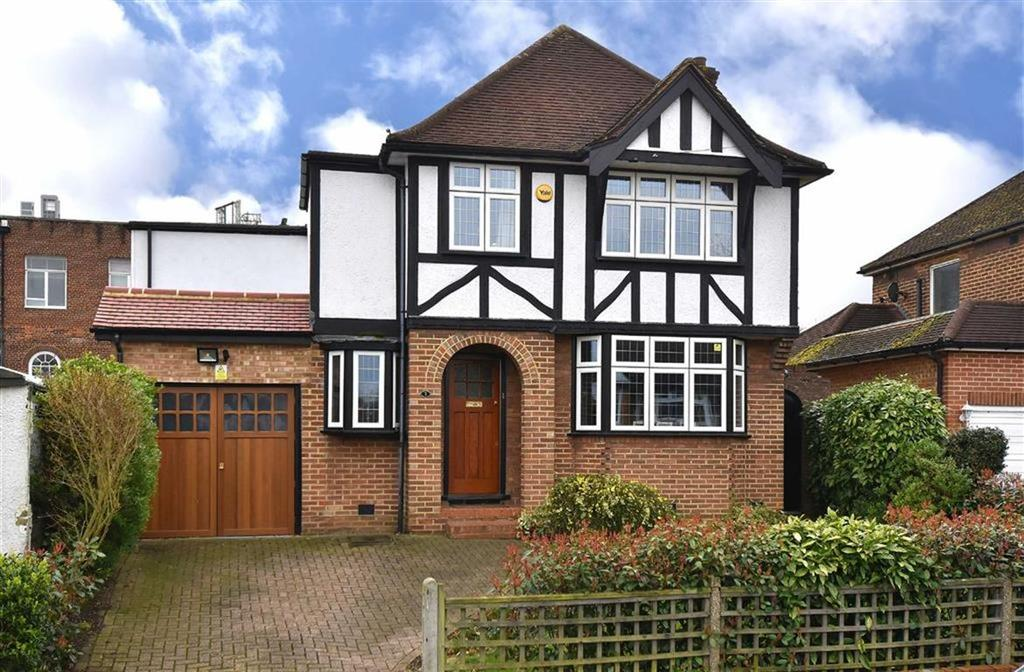 4 Bedrooms Detached House for sale in Chatham Avenue, Hayes, Kent