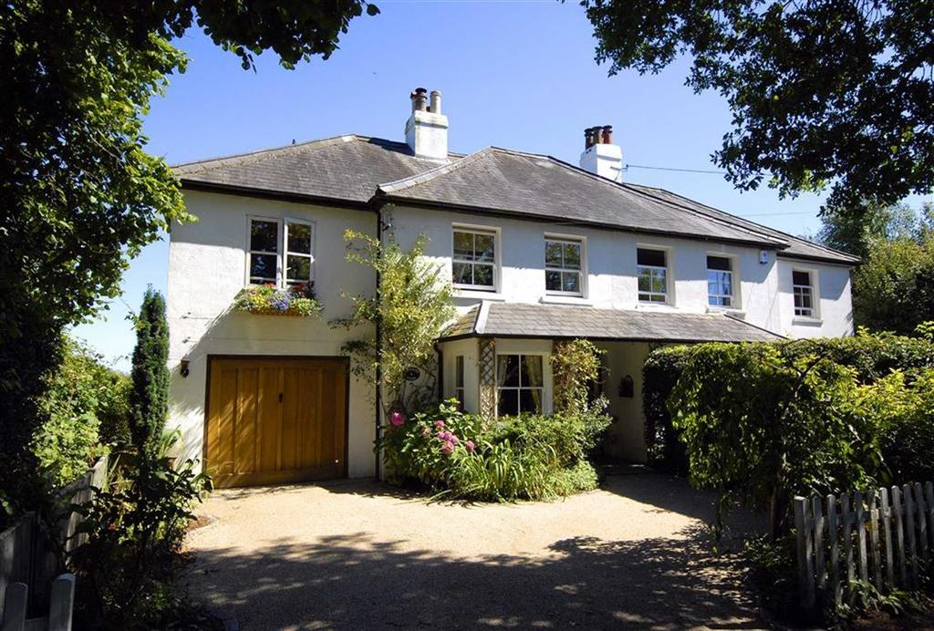4 Bedrooms Semi Detached House for sale in Luxted Road, Downe, Kent