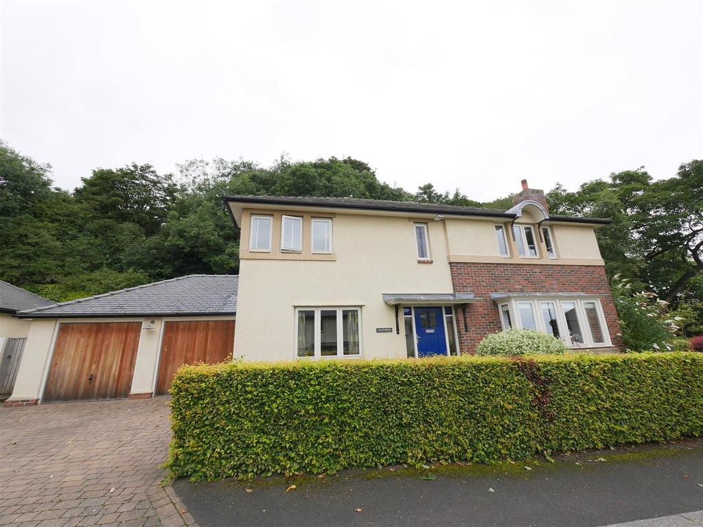 4 Bedrooms Detached House for sale in Thomas Hawksley Park, Sunderland
