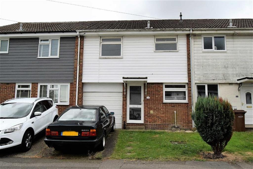 3 Bedrooms Terraced House for sale in Capel Close, Rainham, Kent, ME8