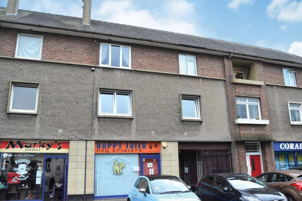 2 Bedrooms Flat for sale in Newlands Road, Grangemouth, Falkirk, FK3 8NU