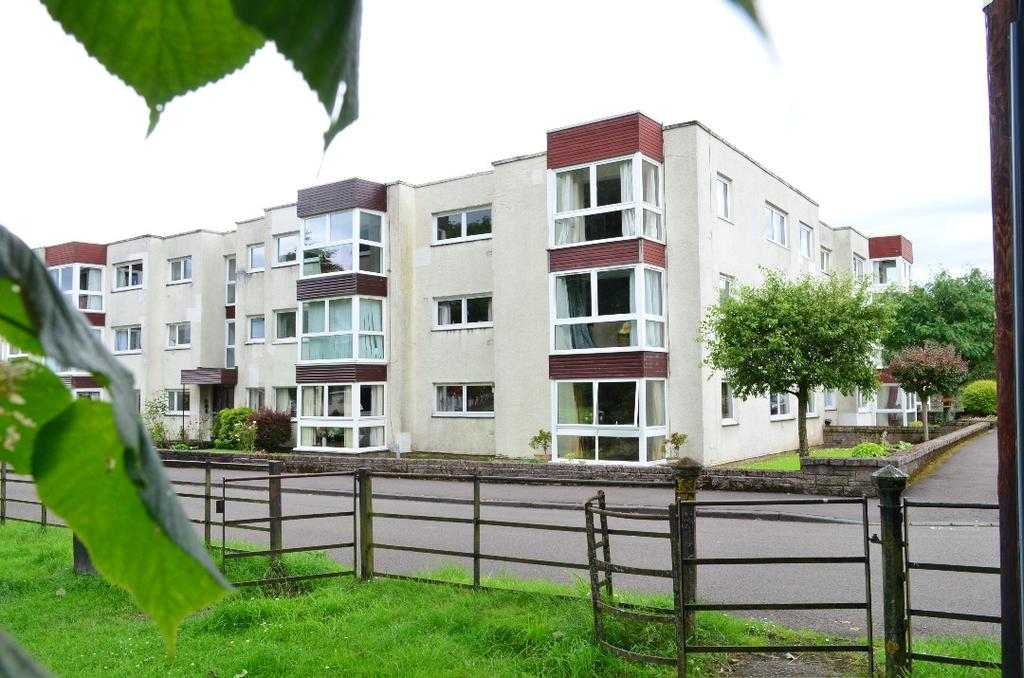 2 Bedrooms Flat for sale in Moray Park, Moray Street, Doune, Stirling, FK16 6DJ