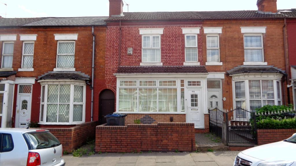 3 Bedrooms Terraced House for sale in Banks Road, Small Heath, Birmingham B10