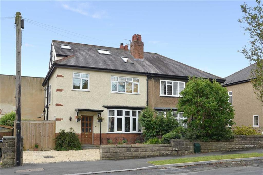 4 Bedrooms Semi Detached House for sale in Westbourne Avenue, Harrogate, HG2