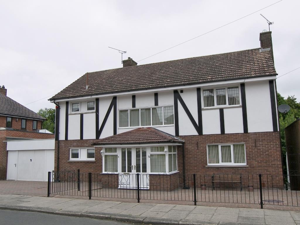 4 Bedrooms Detached House for sale in Churchburn Drive, Loansdean, Morpeth