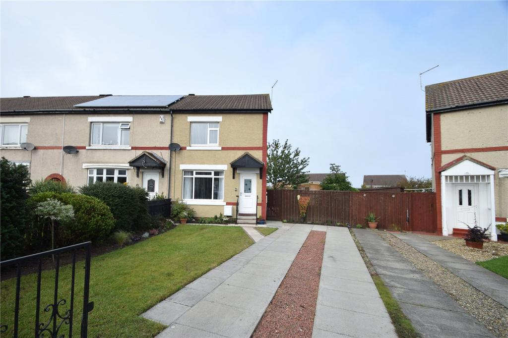 2 Bedrooms End Of Terrace House for sale in Milton Close, Seaham, Co Durham, SR7