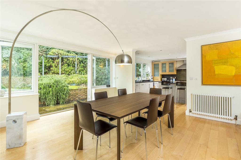 5 Bedrooms Detached House for rent in Lancaster Gardens, Wimbledon Village, London, SW19