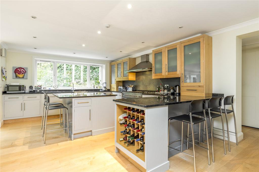 5 Bedrooms Detached House for rent in Lancaster Gardens, Wimbledon, London, SW19