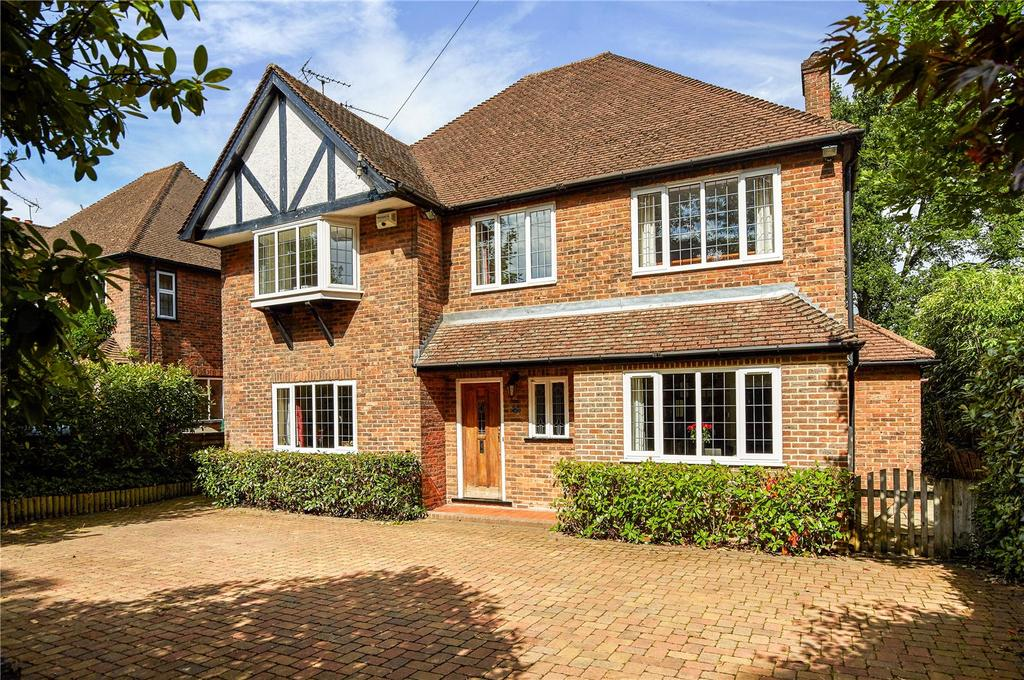 4 Bedrooms Detached House for sale in Bradbourne Park Road, Sevenoaks, Kent, TN13