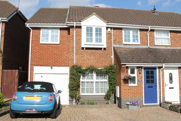 4 Bedrooms Semi Detached House for sale in Broadacres, Luton, LU2