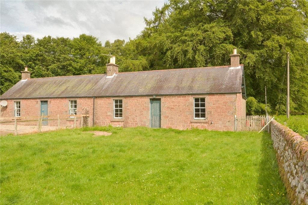 2 Bedrooms Semi Detached House for sale in 1 2 Woodside Cottages, Edzell, Brechin, Angus, DD9