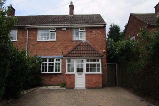3 Bedrooms Semi Detached House for sale in Oak Road, Desford, Leicester, LE9