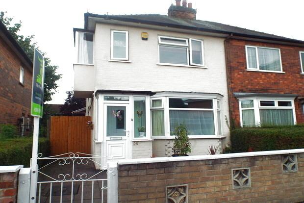 3 Bedrooms Semi Detached House for sale in Hallam Road, Beeston, Nottingham, NG9
