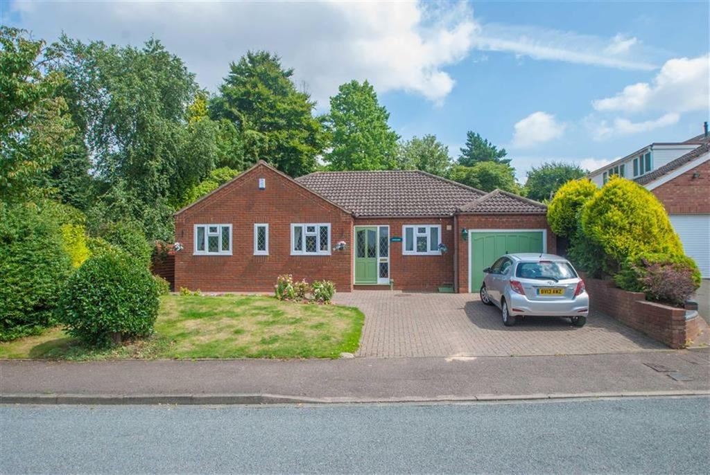 3 Bedrooms Detached Bungalow for sale in Chestnut Drive, Shenstone, Staffordshire