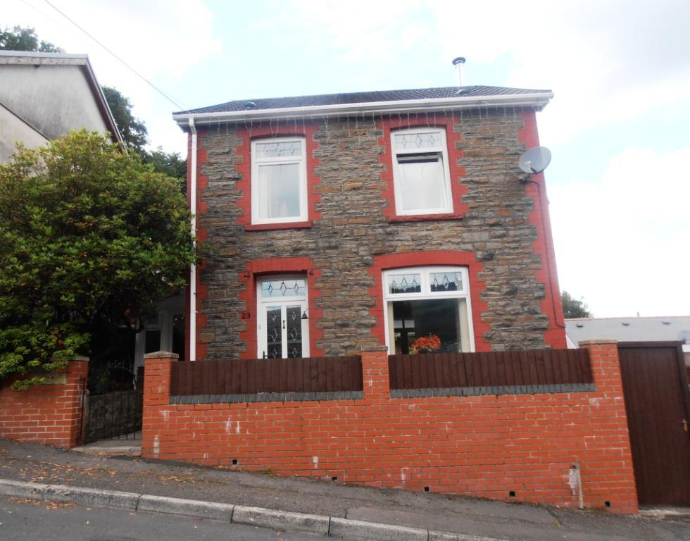 3 Bedrooms Detached House for sale in Harcourt Road, Mountain Ash