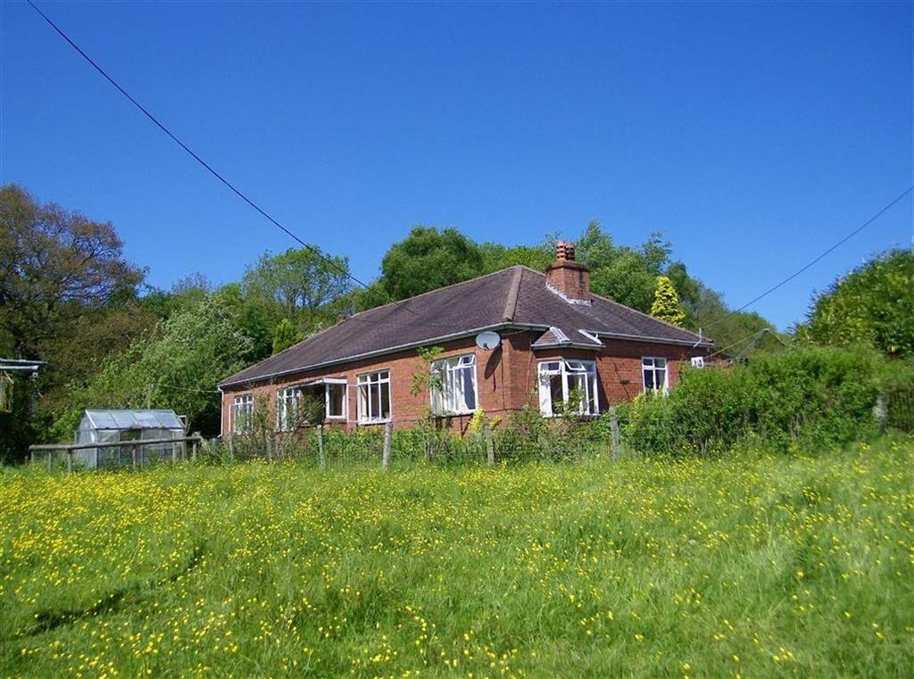 3 Bedrooms Detached House for sale in Wentnor, Bishops Castle, Shropshire, SY9