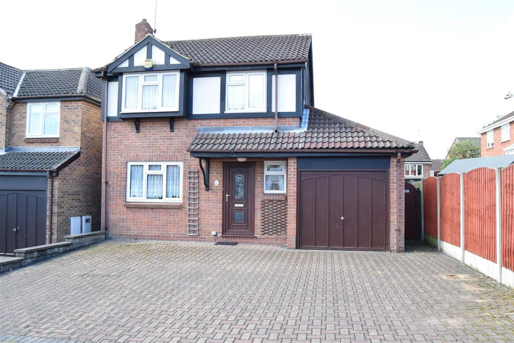 3 Bedrooms Detached House for sale in Glaven Close, Mansfield Woodhouse