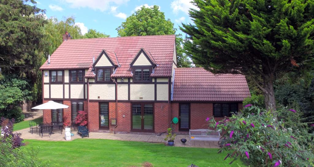 4 Bedrooms Detached House for sale in Off Nazeing Road, Nazeing EN9