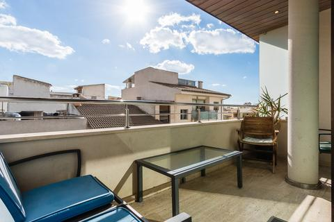 3 bedroom penthouse  - Plaza, Puerto Pollensa