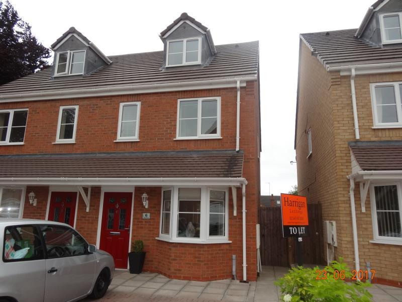 3 Bedrooms House for sale in York Court, Hednesford