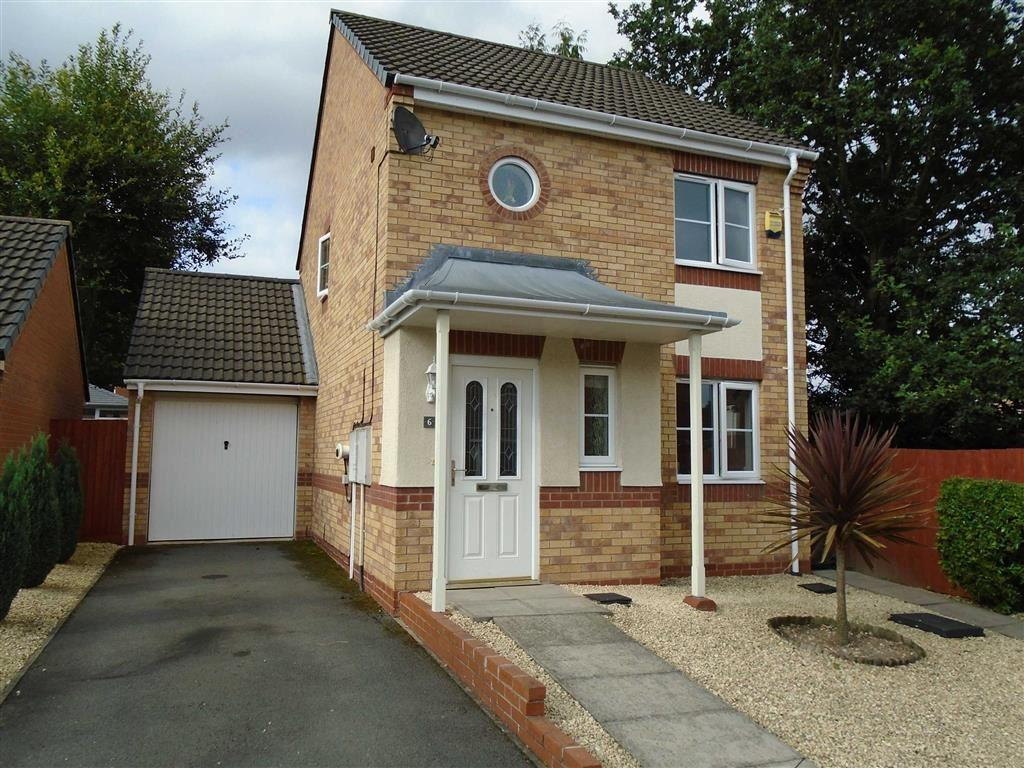 3 Bedrooms Detached House for sale in Larkspur Grove, Bedworth, Warwickshire, CV12