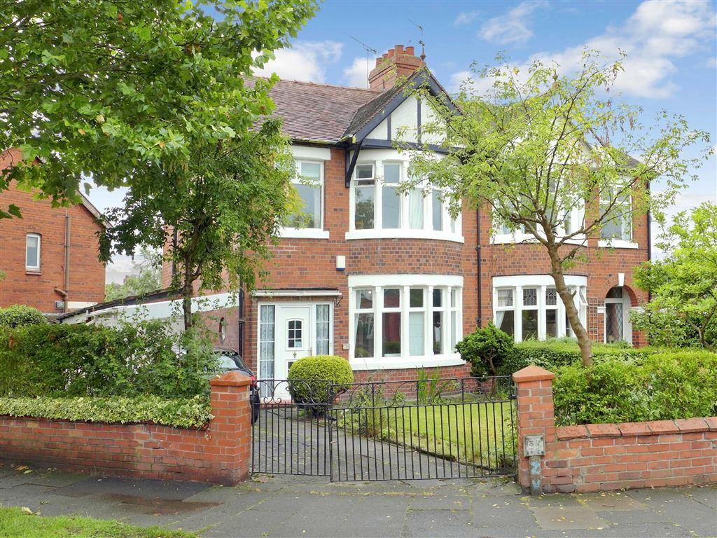 3 Bedrooms Terraced House for sale in Lunt Avenue, Crewe