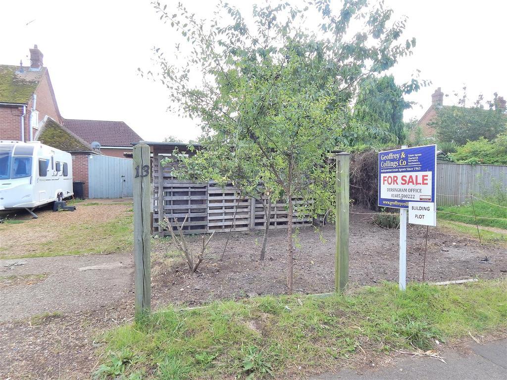 Plot Commercial for sale in 13 Gelham Manor, Dersingham, King's Lynn