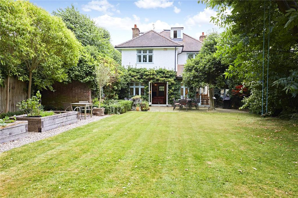 5 Bedrooms Detached House for sale in Umbria Street, London, SW15