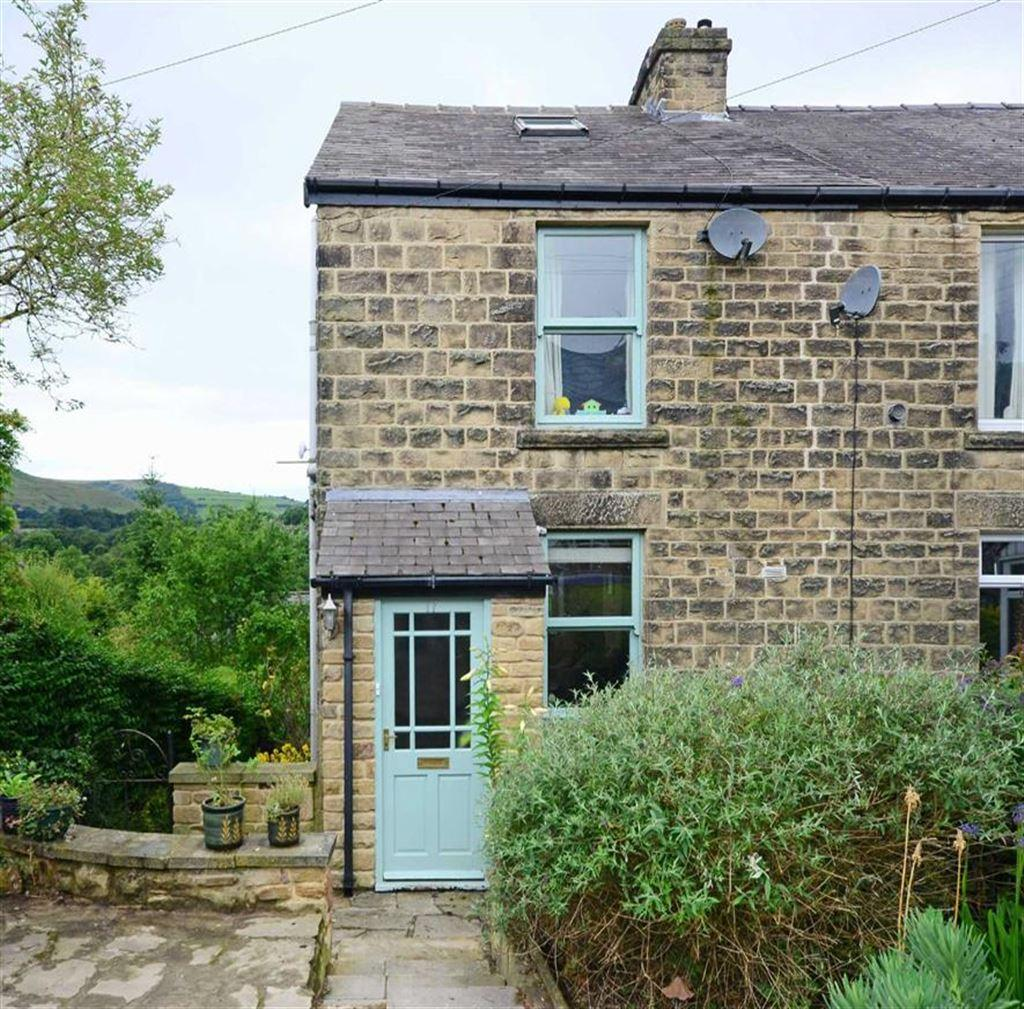 17, victoria road, bamford, hope valley, derbyshire, s33 2 bed end
